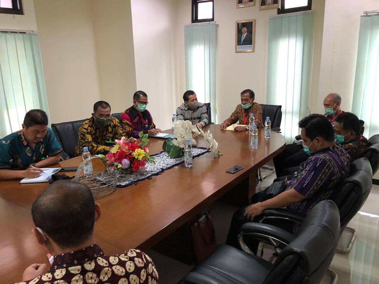Pemeriksaan Rutin Hatiwasda PT Semarang