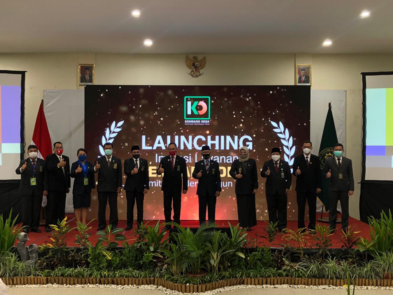 Launching Kembang Desa