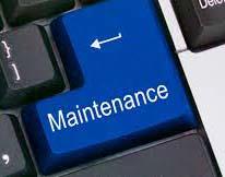 Maintenance Situs Pada Hari Rabu, 30 Maret 2016