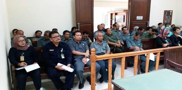 Sosialisasi Maklumat Mahkamah Agung No. 01/MAKLUMAT/KMA/IX/2017