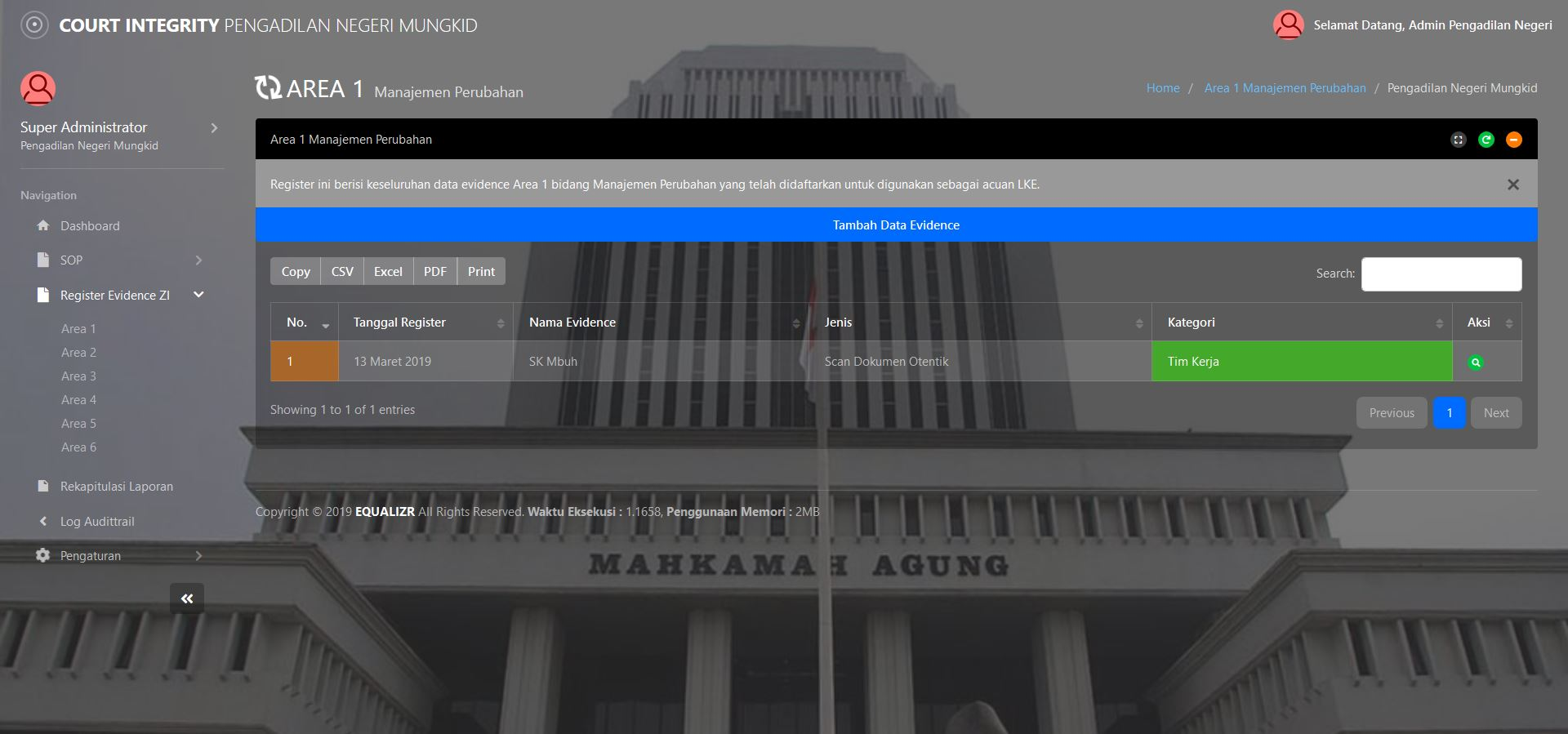 Sosialisasi Update Konten Website